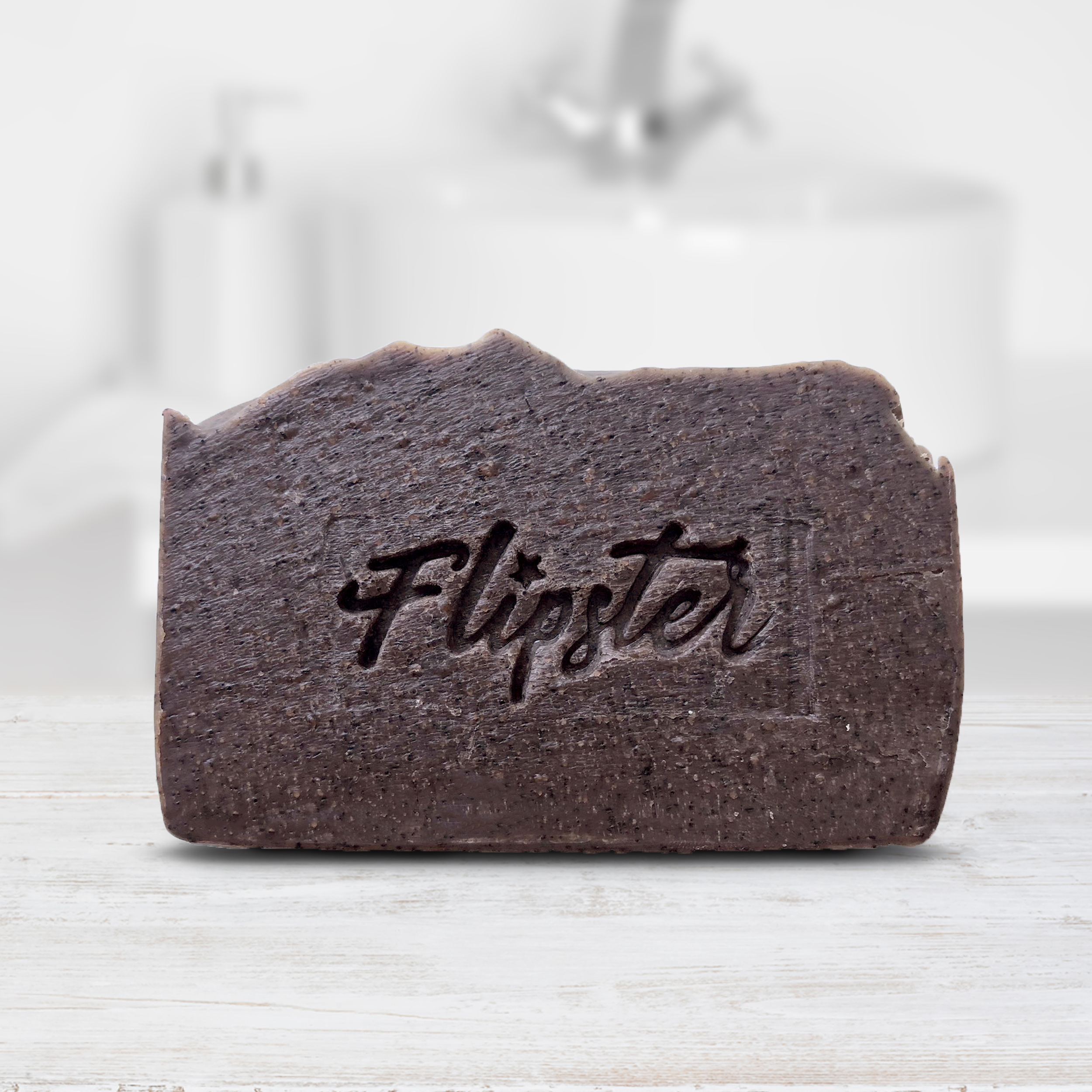 Coffee & Cocoa - Flipster Soap Scrub Bar